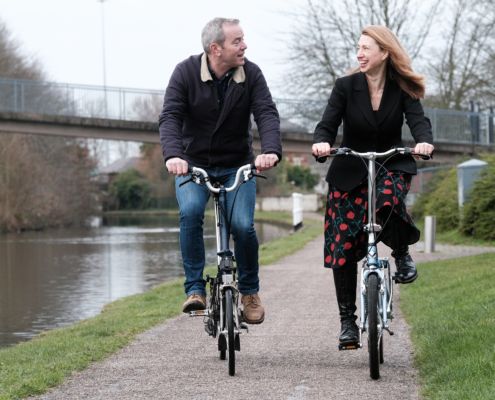 Metro Mayor calls for 'revolution' in walking and cycling across Liverpool City Region as he confirms investment for new foot and bike routes