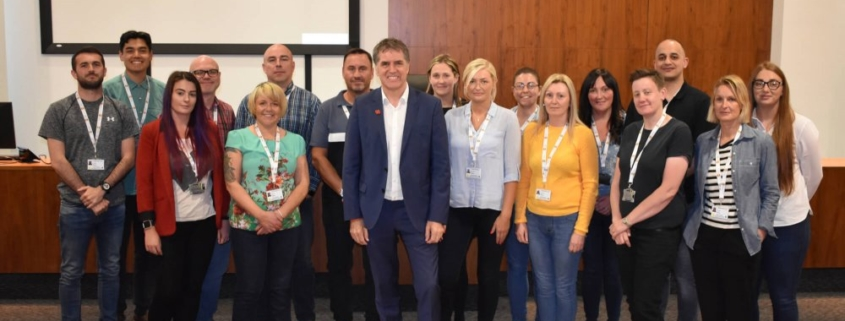 Housing First Staff Start Delivery in Liverpool City Region