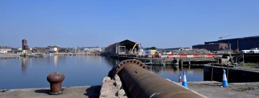 Recent image of Bramley-Moore Dock