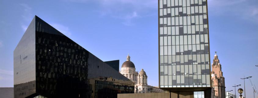 Mann Island building Liverpool