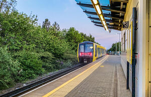 New train for Merseyrail