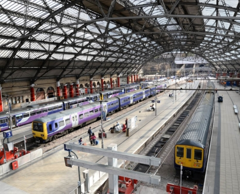Liverpool high-speed rail link plans approved by Transport for the North