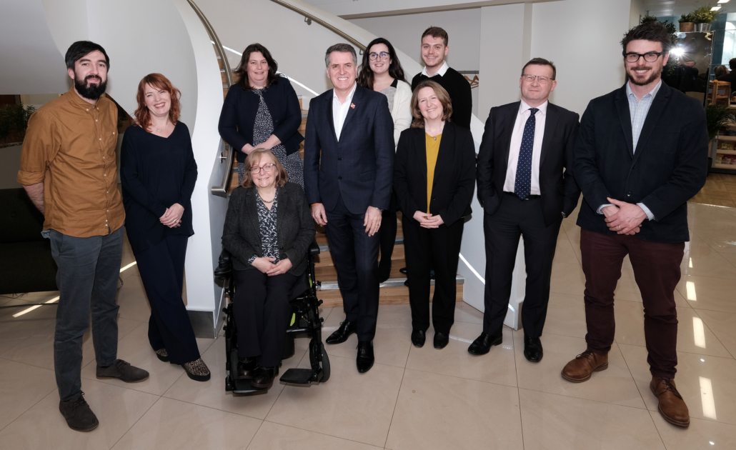 Metro Mayor Launches Town Centres Commission